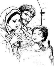 Lectio Divina: Lễ Kính Thánh Giuse, Bạn Đức Mẹ Maria