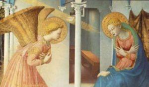 Lectio Divina: Lễ Truyền Tin