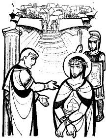 Lectio Divina: Chúa Kitô Vua Vũ Trụ (B)