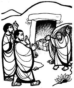 Lectio Divina: Chúa Nhật Phục Sinh (C)