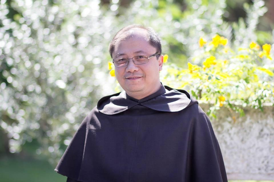 Cha Phó Bề Trên Tồng quyền, Benny Phang, O.Carm.,