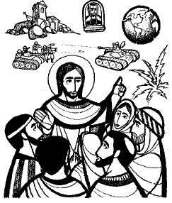 Lectio Divina:  Chúa Nhật XXXIII Thường Niên (C)